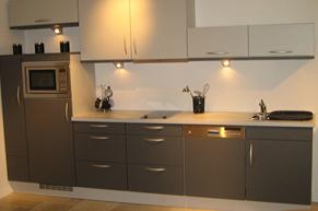 Standartiniai virtuvės baldai